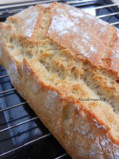 || Faire son pain maison sans machine à pain, c'est facile ! (recette, astuces et organisation) ||