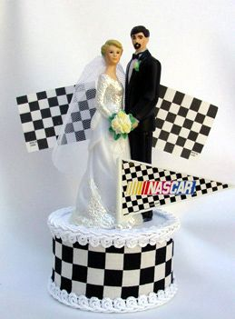 race car driver wedding cake topper 1000 images about wedding dreams nascar on 18952