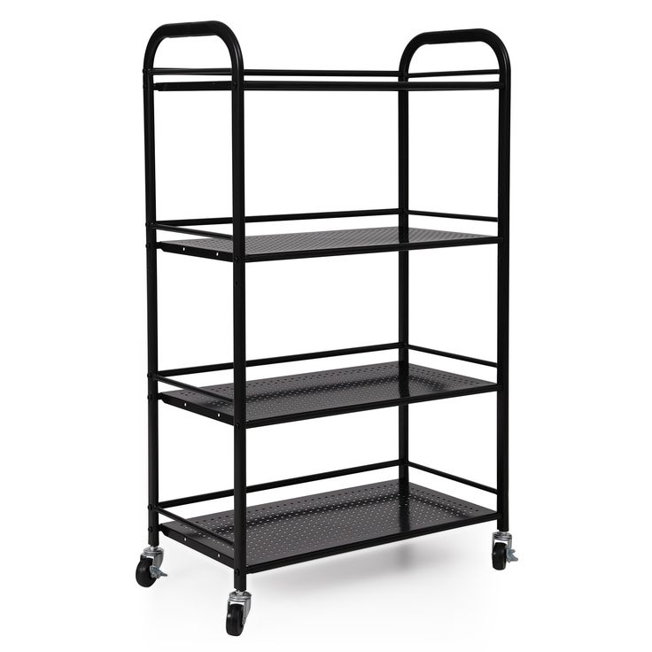 Kitchen Storage Units On Wheels: Best 25+ Bathroom Cart Ideas On Pinterest