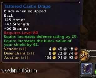 Downloading mods for World of Warcraft has never been so easy! For Item Price Tooltip mod visit LoneBullet Mods - http://www.lonebullet.com/mods/download-item-price-tooltip-world-of-warcraft-mod-free-56534.htm and download at the highest speed possible in this universe!