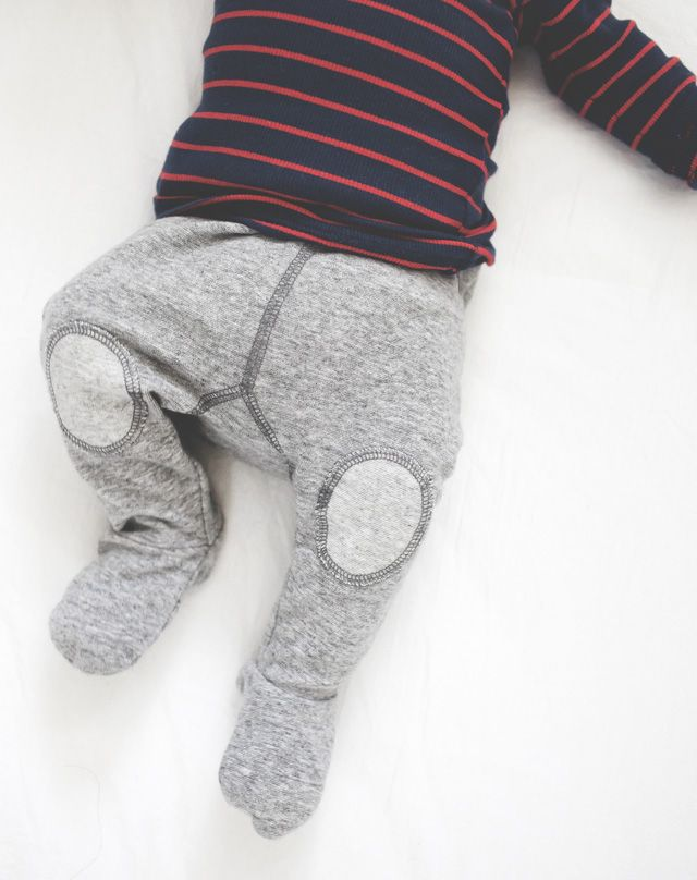 baby knee patches