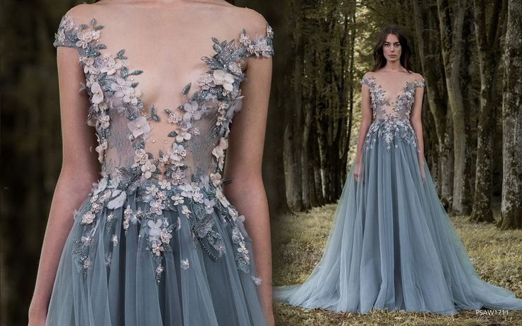 Paolo Sebastian Haute Couture fall/winter 2016-2017