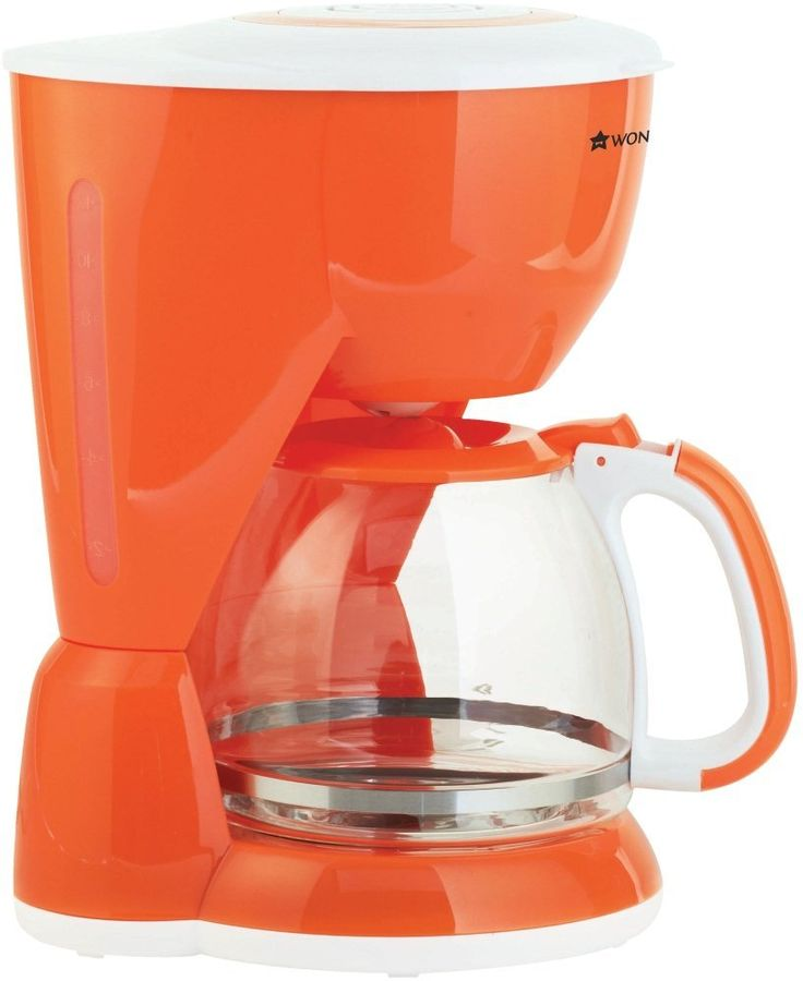 Wonderchef Regalia 1.4-Litre Coffee Maker (Green/ Orange) ** Find out more about the great product at the image link.