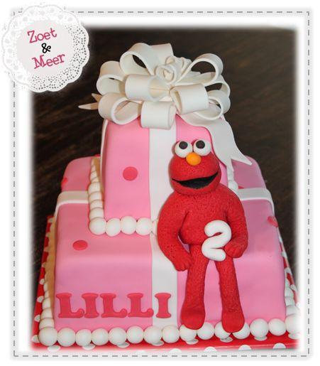 Elmo & Taart...