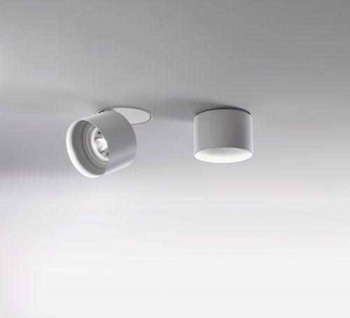 Ceiling-mounted spotlight / indoor / LED / round POP RING: Ø 12,5 PULL OTY