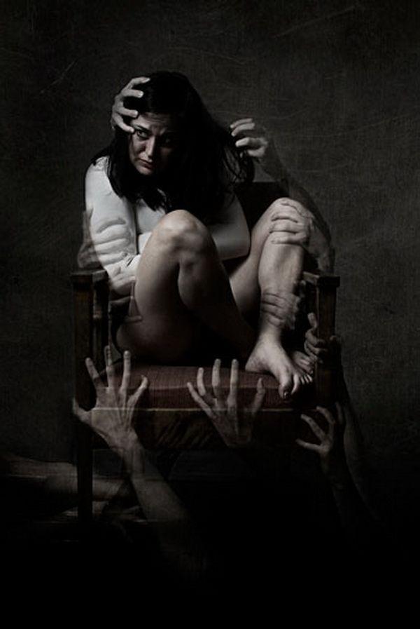 ♂ Dream Imagination Surrealism Dark Surreal Photography by Sonja Hesslow