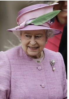 The Queen's Easter Hat