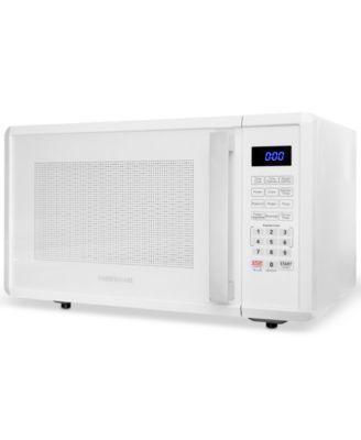 Farberware Pro 1000-Watt Microwave Oven - White