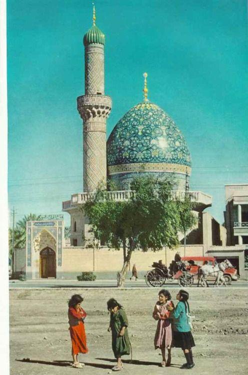 Baghdad, Iraq - 1958