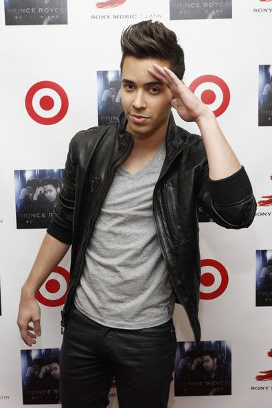 Prince Royce Photos - Prince Royce Releases His New Album at Target - Zimbio