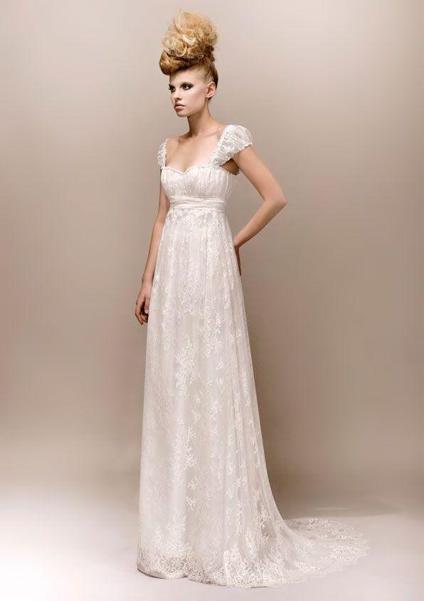 92 best vintage wedding dresses images on pinterest for Modest wedding dresses seattle