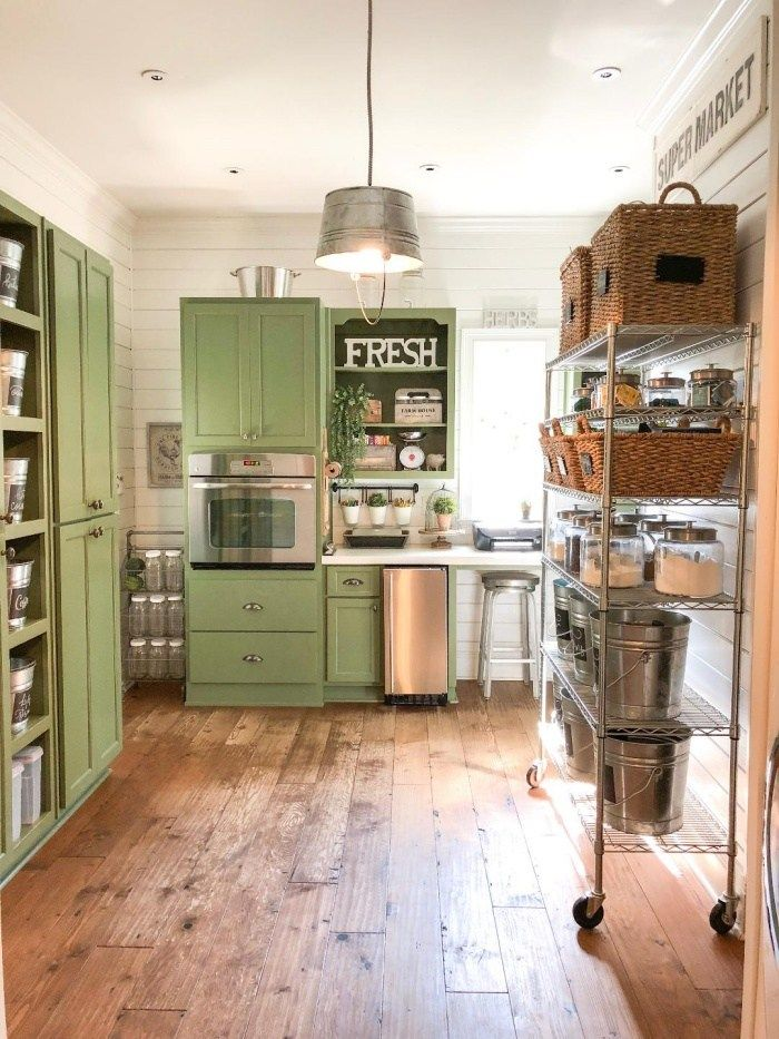 Feature Friday Big Family Little Farmhouse Southern Hospitality Farmhouse Decor Trends Home Decor Kitchen Country House Decor