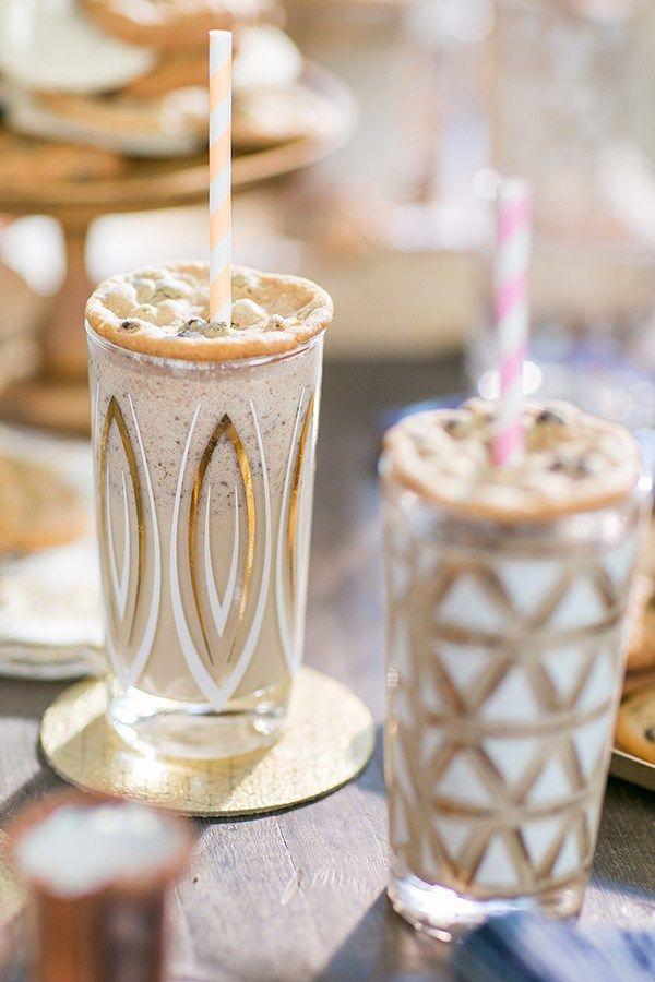 Boozy Coffee and Bourbon Milkshakes | Recipe | Milkshake, Bourbon and Dessert recipes