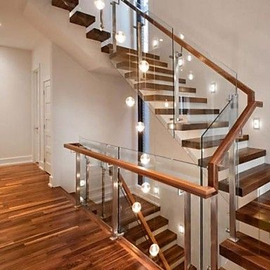 Best 13 Best Glass Stair Rail Images On Pinterest Glass 640 x 480