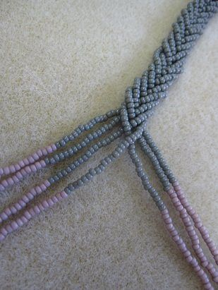 Seed-Bead Braids - Inside Jewelry Stringing Magazine - Blogs - Beading Daily