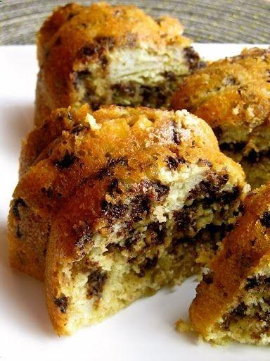 Applesauce Bundt Cake Recipe