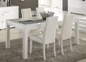 17 best images about table de salle manger design ou for Table extensible sorrento