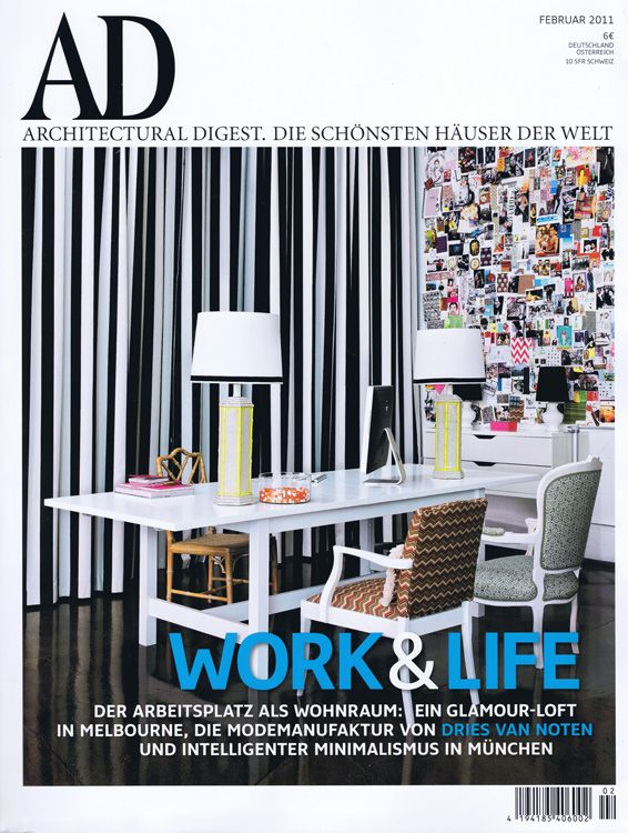 17 best images about architectural digest germany 2015 on