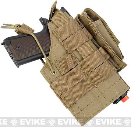Condor Ambidextrous Tactical Holster for 1911 Series - Tan 16.95