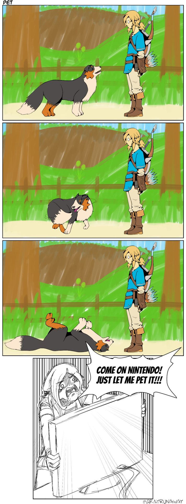 MY REACTION COMPLETELY, I WAS LIKE WHY CANT I BE LIKE TP LINK AND PICK IT UP