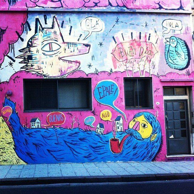 Palermo Neighborhood , Buenos Aires, Argentina Gorriti 4290