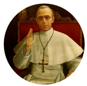 The reason Pius xii encyclical virginity