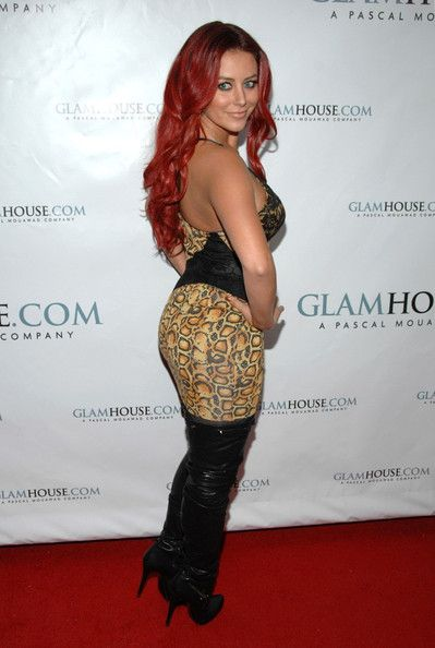 Aubrey O'Day Photos: Glamhouse.com Launch Party