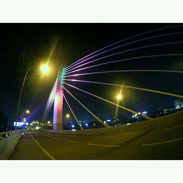 Connecting the gap that draw us apart, welcome traveller #yicambandung #bandung #bandungjuara #jembatanpasopati