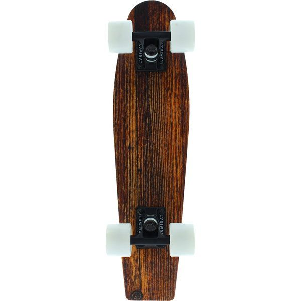 Aluminati Aluminum Plank Complete Skateboard new at Warehouse Skateboards! #whskate #newarrivals #skateboarding
