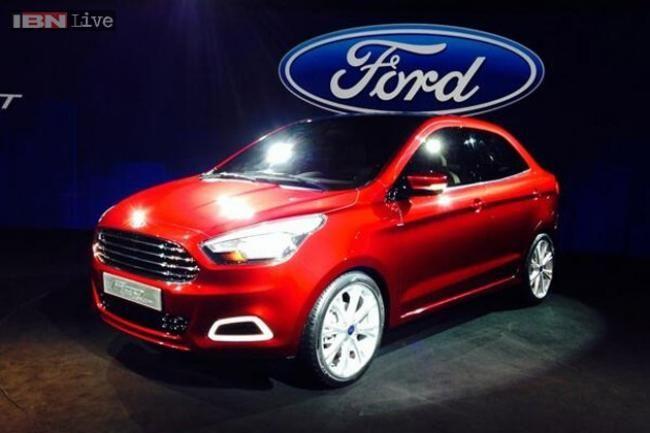 Ford Akan Luncurkan MPV Murah Berbasis Figo - Vivaoto.com - Majalah Otomotif Online