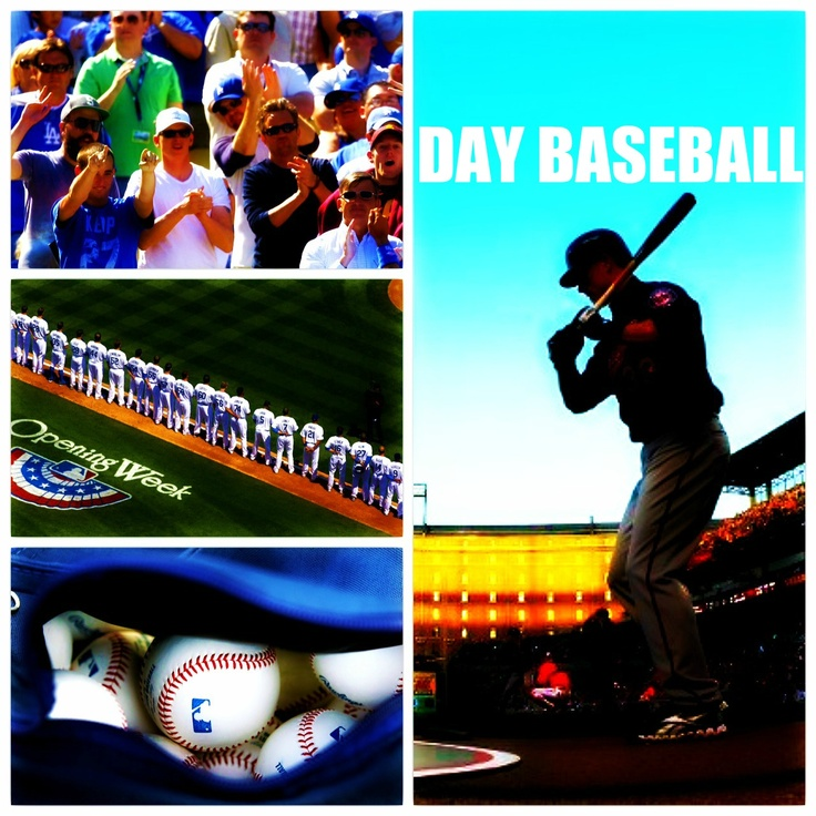 There's nothing like day baseball: Sports Favorite