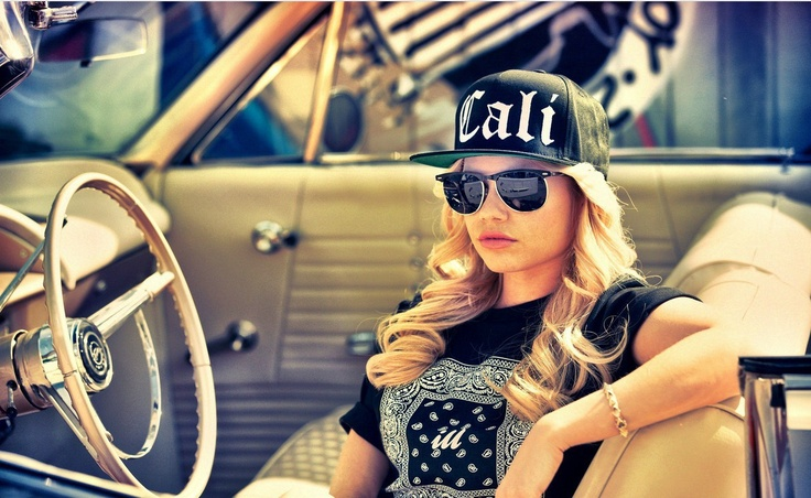Meet Chanel West Coast! the Latest Fashion-Obsessed White Female Rapper. You might know her from Rob Dyrdek's Fantasy Factory <3
