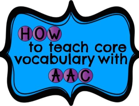 Augmentative and alternative communication (AAC) includes all forms of communication (other than oral speech) that are used to express thoughts, needs, wants, and ideas. We all use AAC when we…