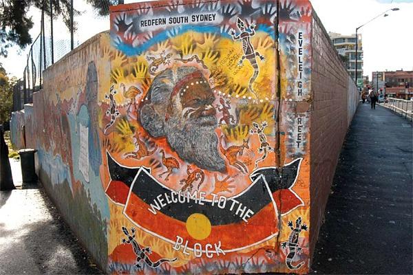 The Block in #Redfern, #Sydney