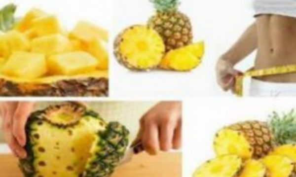 Lose Up To 5 Kg. In Just Few Days With The Pineapple Diet!