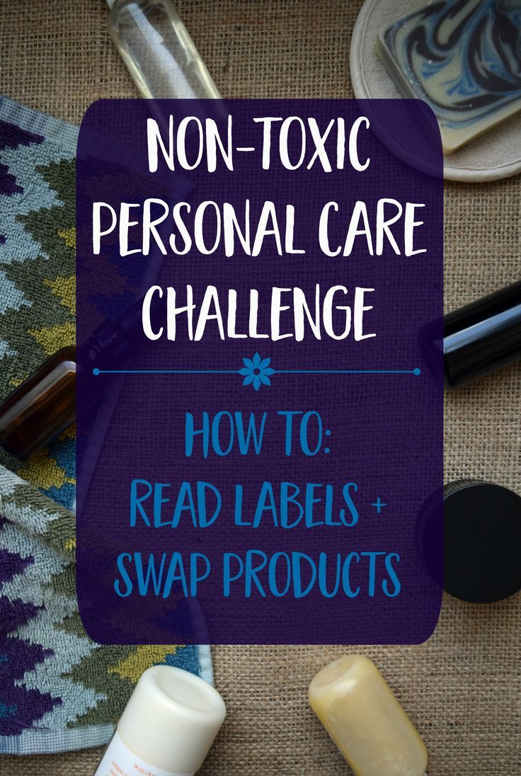 My FREE Non Toxic Personal Care Challenge will teach you how to make safer substitutions for your beauty and personal care products. Includes a Wallet Guide and list of Safer Product Swaps to make it easy to switch to safer products ASAP! | #naturalbeauty #ecofriendly #nontoxic #greenbeauty