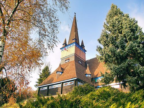 A miskolci Deszkatemplom / The Plank-church of Miskolc, Hungary