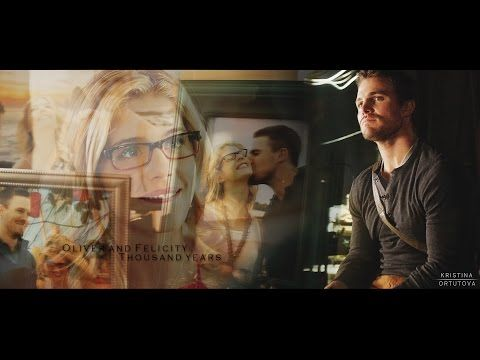 Oliver & Felicity | Thousand years - YouTube