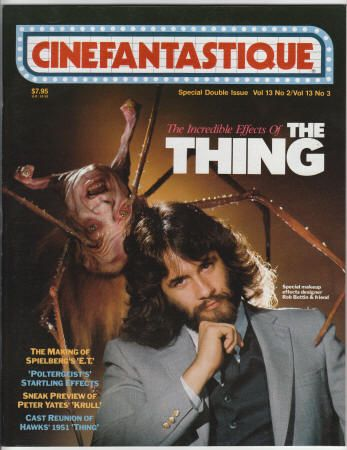 Cinefantastique Double Issue Vol.6 #4 / Vol.7 #1 STAR WARS (VF) 1978