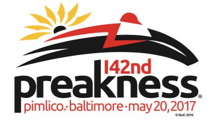 The Maryland Jockey Club revealed the logo for the 2016 Preakness Stakes on Tuesday.