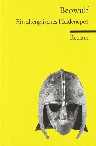 Beowulf: Ein altenglisches Heldenepos: Amazon.de: Martin Lehnert: Bücher