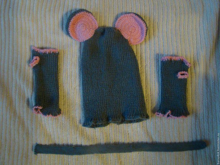 Купить костюм мышки - серый, костюм мышки, новогодний костюм мышки, карнавальный костюм мыши