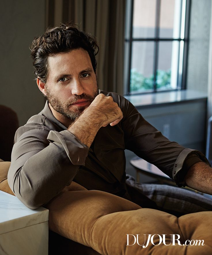 """A world traveler and Golden Globe and Emmy nominee, breakout actor Edgar Ramirez dishes on his upcoming roles in """"Point Break,"""" """"Joy,"""" """"Hands of Stone"""" and """"The Girl on the Train."""""""