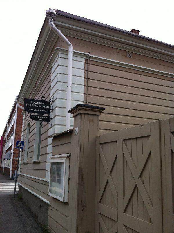 Suomineito.fi - valokuvia nähtävyydestä Kuopion korttelimuseo (Kuopio)