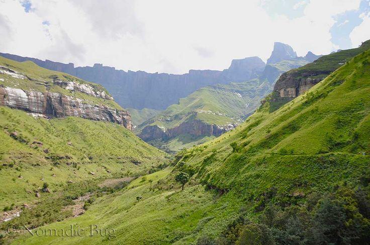 The Drakensberg, Royal Natal National Park, South Africa   Nomadic Existence