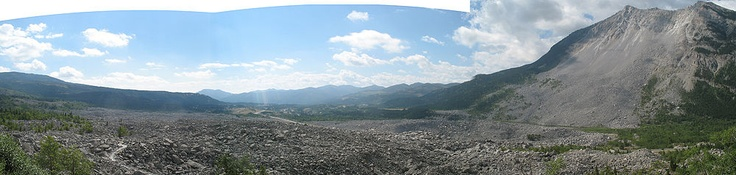Frank Slide, Crowsnest Pass Canada