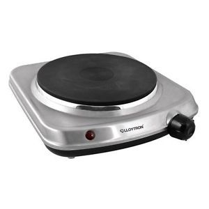 Lloytron E831SS 1500w Stainless Steel Table Top Lloytron E831SS 1500W Stainless Steel Single Table Top Hob single cast iron hotplate 1500w power Thermostatically controlled Variable heat settings Overheat protection Corrosion resistant Neon power i http://www.MightGet.com/february-2017-2/lloytron-e831ss-1500w-stainless-steel-table-top.asp