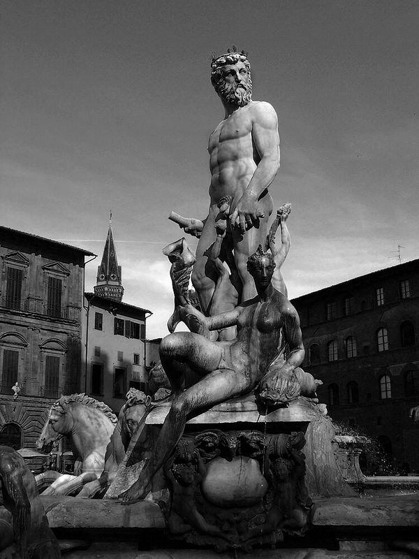 Fontana di Nettuno   da Vitto P.