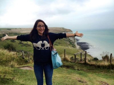 Undergraduate student Rachel Levine-Ramirez blogs about her experiences studying abroad at #NYU #London.