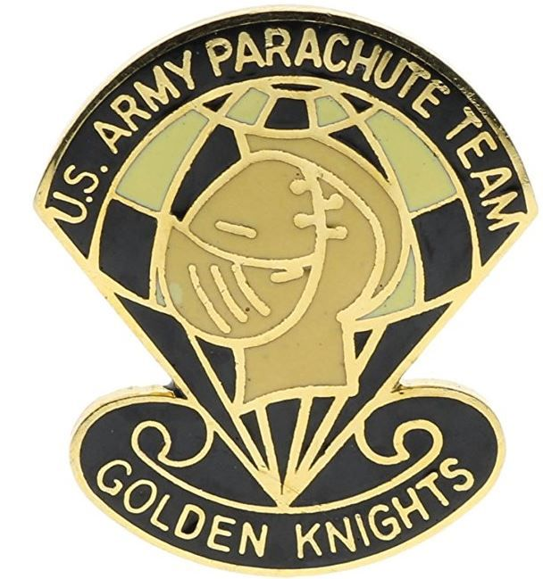 U.S. ARMY PARACHUTE TEAM
